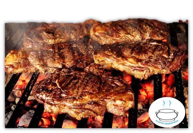 ▷ Asado a la Parrilla - Como preparar - Receta | Platos Argentinos