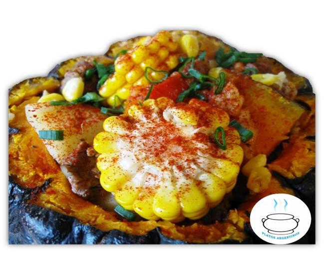 ▷ CARBONADA CRIOLLA - Como preparar - Receta | Platos Argentinos