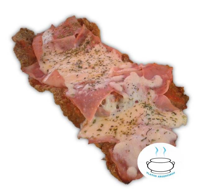 Receta de Milanesa a la napolitana – Como preparar paso a paso