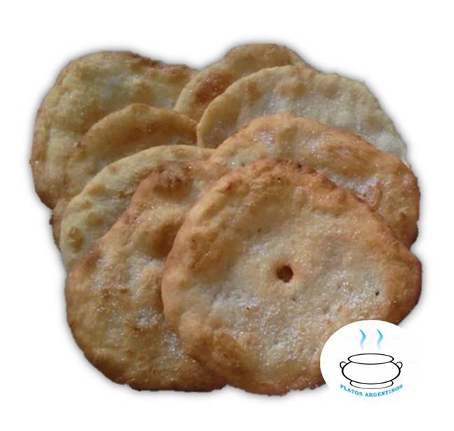 ▷ TORTA FRITA - Como preparar - Receta | Platos Argentinos