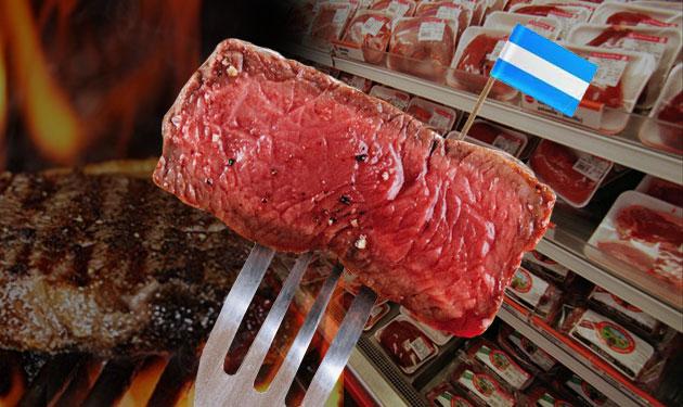 La carne argentina que hoy elige el mundo