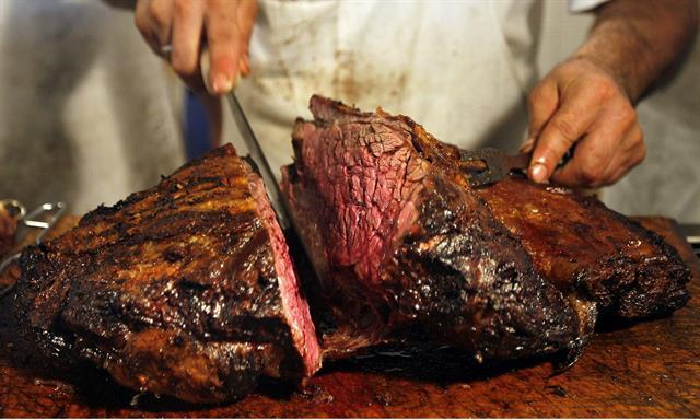 La carne argentina, preferida por los europeos