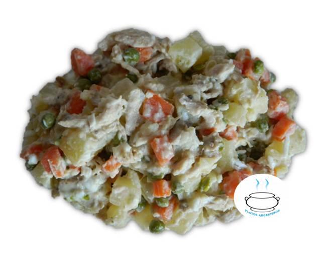 Como preparar Mayonesa de Ave – Platos Argentinos