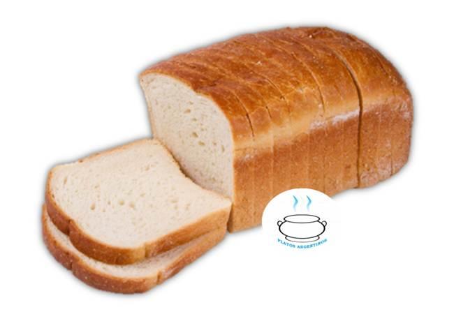 Receta de Pan lactal casero – Como preparar paso a paso