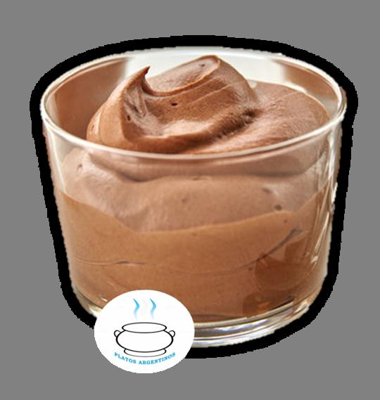 Receta Mousse de Chocolate – Como preparar |Platos Argentinos