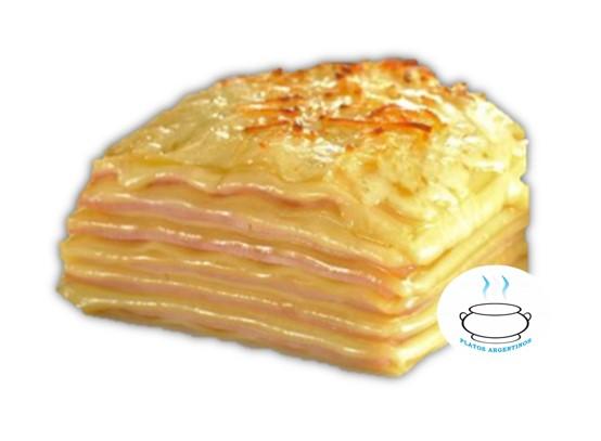 Receta de Lasaña de jamón y queso – Un plato fácil y delicioso