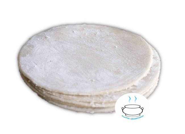 Receta de Masa para empanadas al horno casera