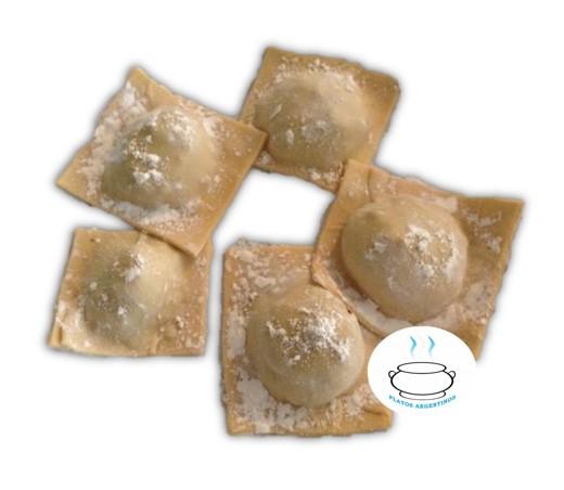 Receta de masa casera para ravioles