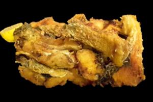 Dorado frito – Sabores del noreste argentino